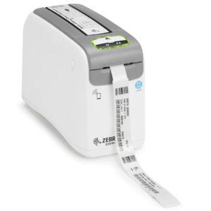 SystemyID pl drukarka opasek na rękę Zebra ZD510 HC