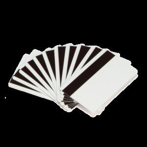 SystemyID Karty PVC Zebra z paskiem magnetycznym HiCo