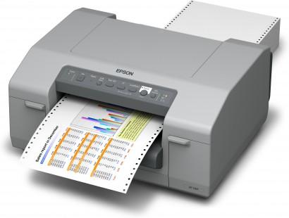 systemyid Kolorowa Drukarka Etykiet Papieru Epson GP C831