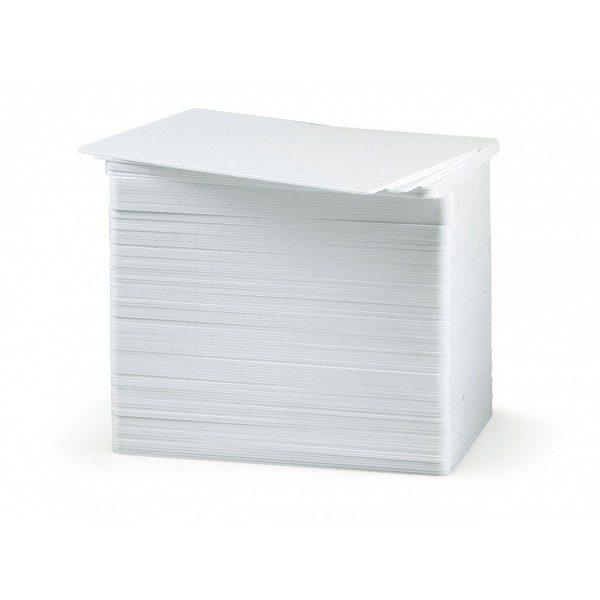 systemyid karta plastikowa biała
