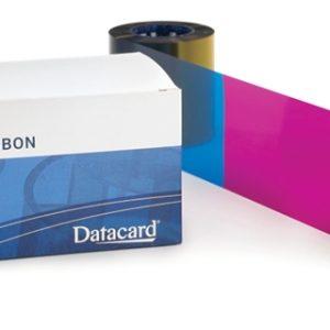 SystemyID Taśma kolorowa YMCK Datacard SR300 SR200 568971 001