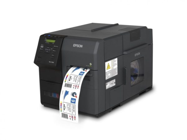 SystemyID Epson Colorworks C7500
