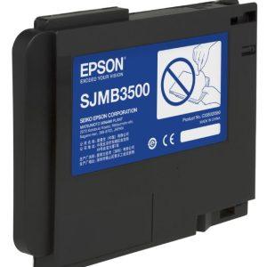 SystemyID Maintenance box SJMB3500 Pojemnik na zyżyty tusz EPSON ColorWorks C3500
