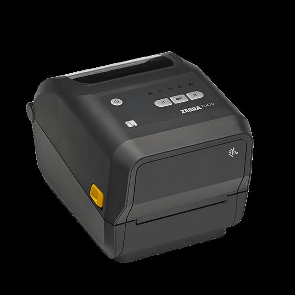 SystemyID pl Drukarka kodów etykiet Zebra ZD420
