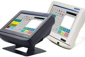 Monitor komputera - Ekran dotykowy