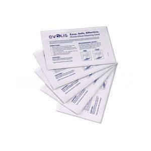 SystemyID Zestaw czyszczący do rolek transportujących PrinterClean Evolis A5002