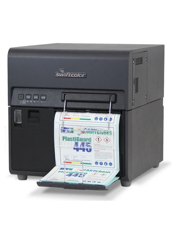 SystemyID pl Drukarka Etykiet Kolorowych SwiftColor SCL8000P